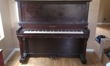 Piano for sale early 1900s Hallet, Davis & Company in Yorkville, Illinois