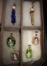 Japanese Doll Pendants and Drops in Ruidoso, New Mexico