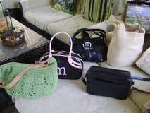 11 Purses/Totes Left -- Three Sold in Kingwood, Texas