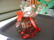 Christmas Mug With Individually-Wrapped Candies in Houston, Texas