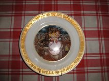 Hans Christian Anderson collectors plate in The Woodlands, Texas