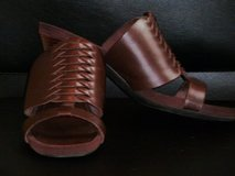 Aerosoles Leather Brown Color  Sandals in Fort Bragg, North Carolina